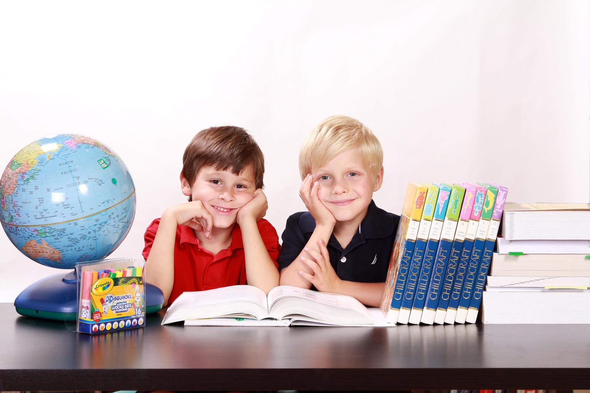 деца-училища